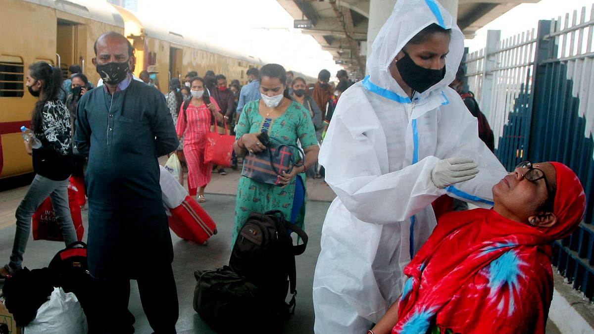 COVID-19 latest updates: India's records 23,285 new cases, 117 deaths in last 24 hours