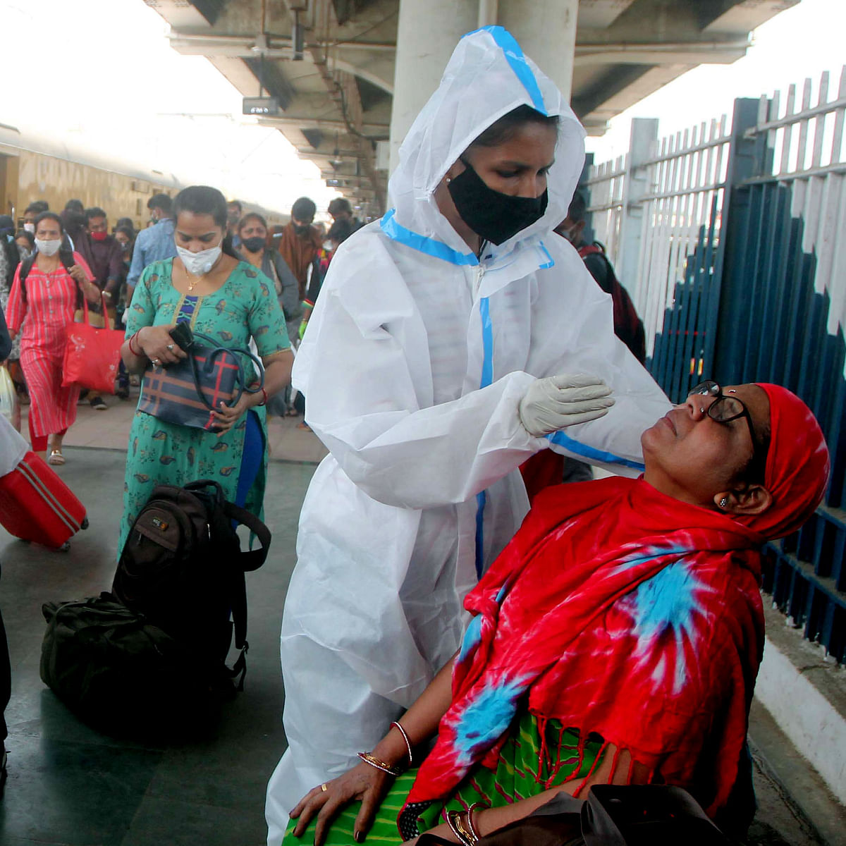 COVID-19 latest update: India reports 12,286 new cases, 91 deaths in last 24 hrs