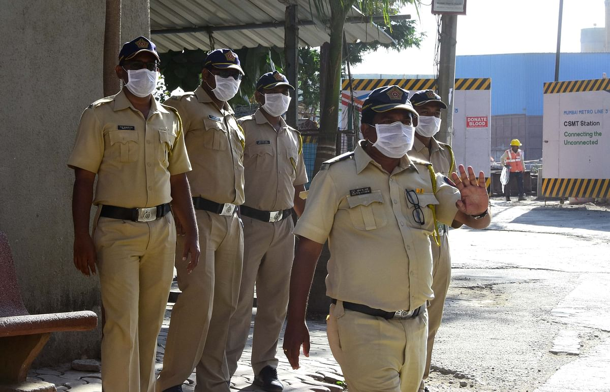 Mumbai Police to issue challan to citizens for not wearing masks