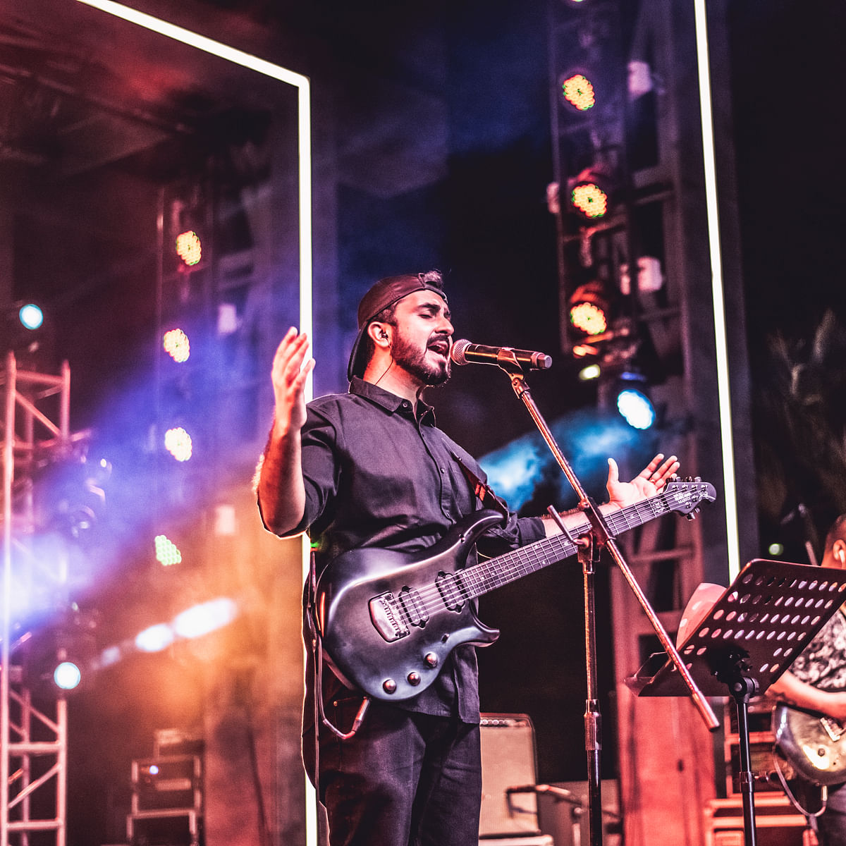 Antariksh's vocalist Varun Rajput talks about collaboration with Marty Friedman, latest single 'Quest' and more