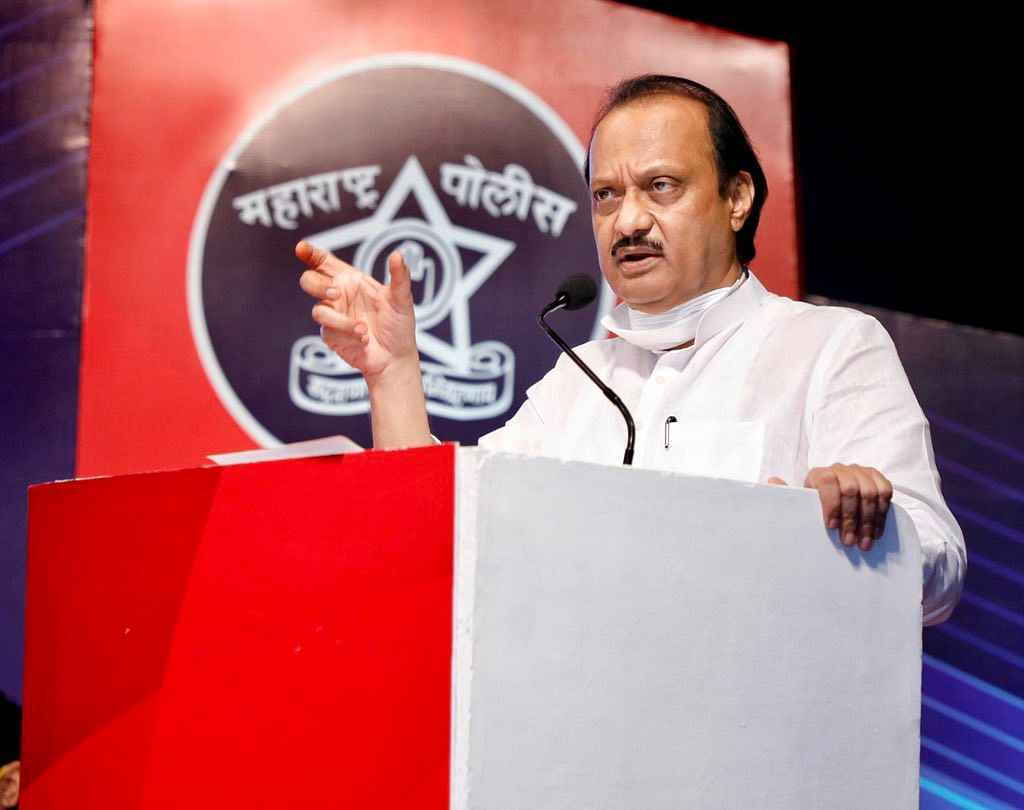 'Govt will consider barring such people from speaking at events': Maha DCM Ajit Pawar on Sharjeel Usmani speech row