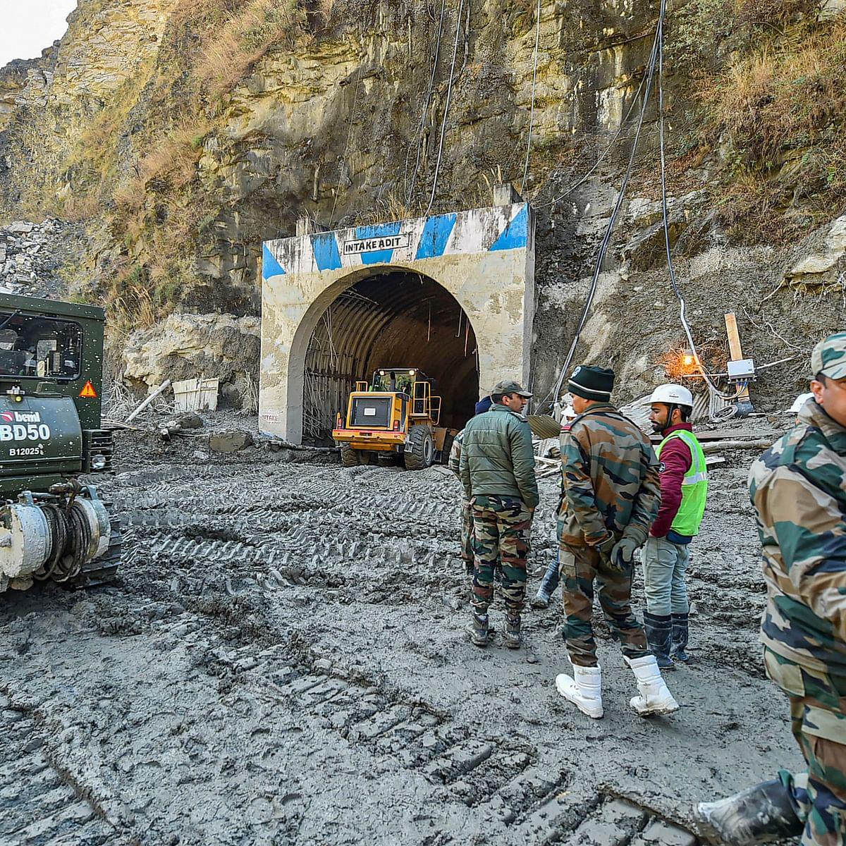 Uttarakhand glacier burst: Not much progress in rescue operation, says DGP