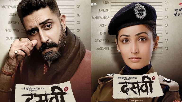 Abhishek Bachchan teams up with Yami Gautam and Nimrat Kaur for 'Dasvi'