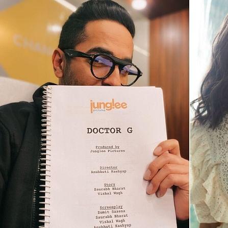Rakul Preet Singh to play Ayushmann Khurrana's leading lady in upcoming film 'Doctor G'