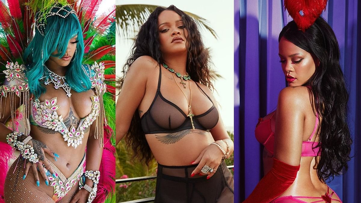 Rihanna Birthday Special: Sizzling pictures of the singer who made waves in India