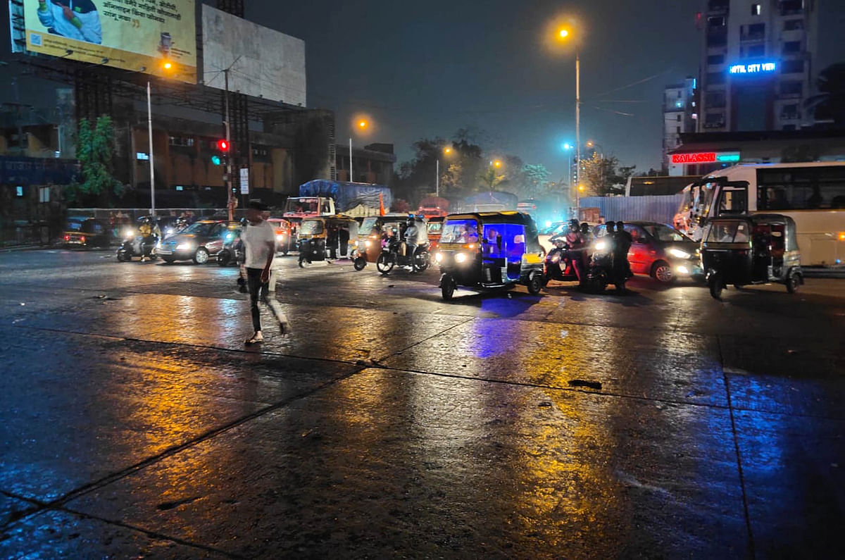 Mumbai Weather Update: IMD predicts lights rains over next 2-3 hours in the city