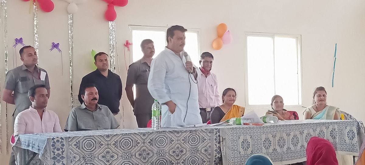BAGH: New building of Rural Livelihood Mission inaugurated, local leaders asks officials to ensure that maximum number of women benefit