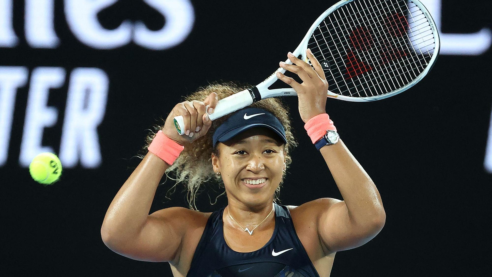 Australian Open 2021: Naomi Osaka beats Jennifer Brady 6-4 ...