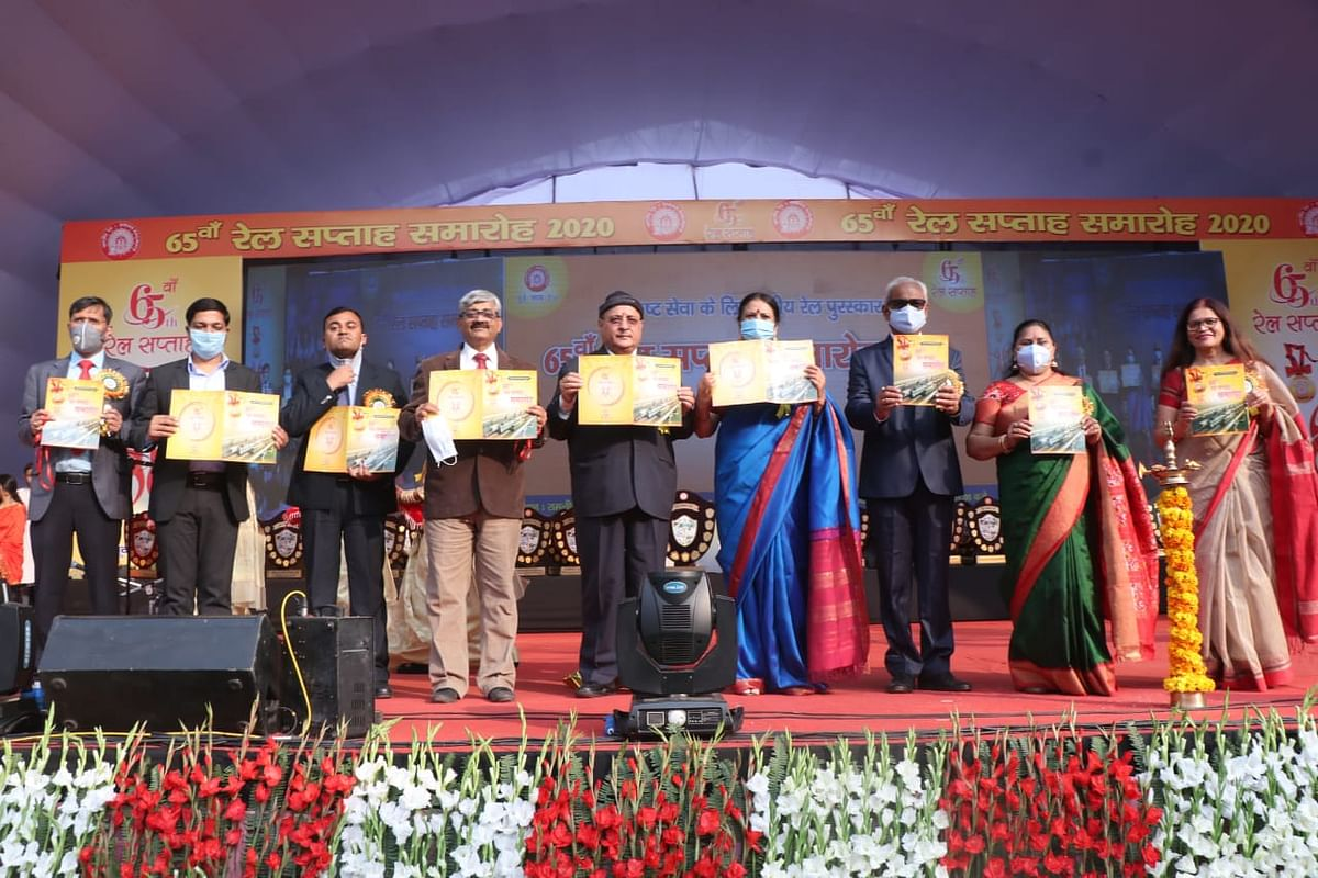 ECR organises Railway Week Award Ceremony