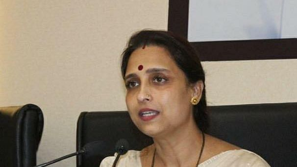 Maha BJP leader Chitra Wagh lodges complaint with Cyber Cell over threats, lewd texts