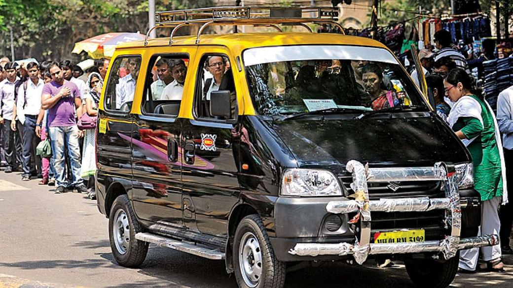 Maharashtra: Transport department mulls permit to ply 'Maxi Cabs' on state roads