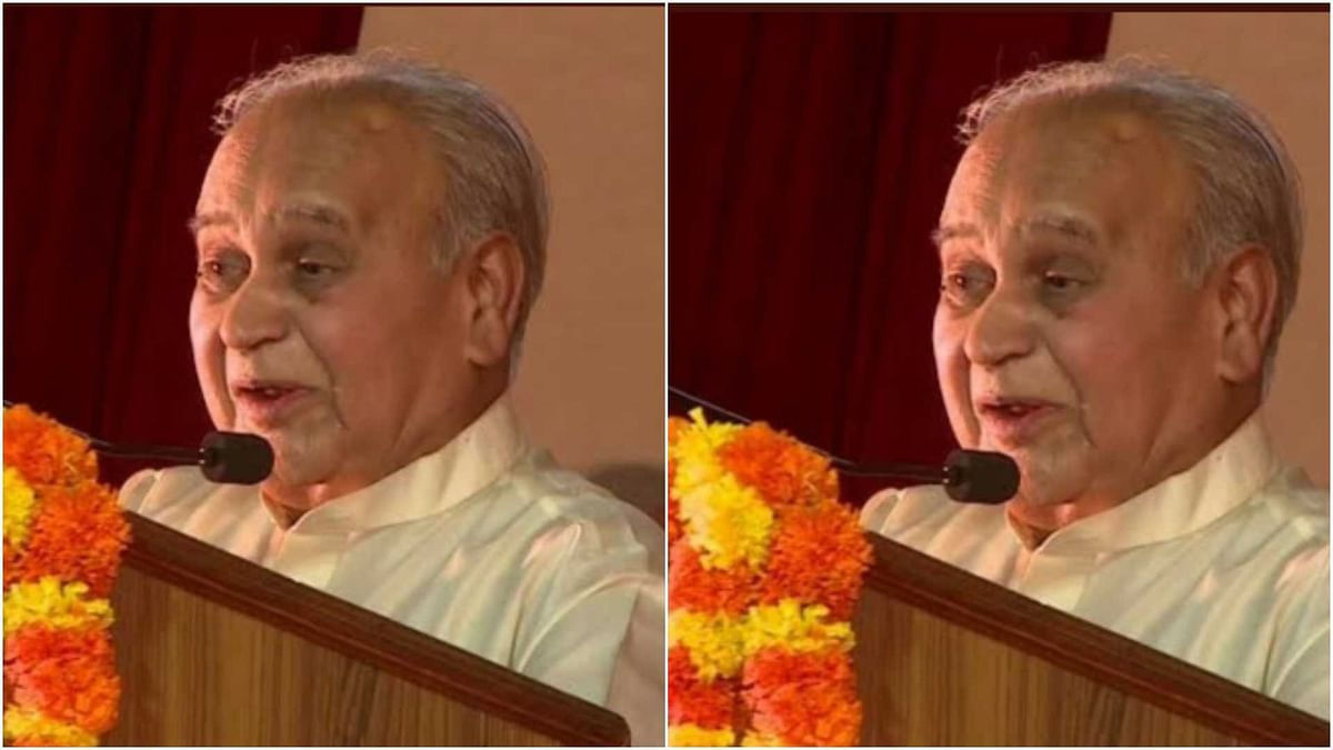 Former Bihar-Jharkhand Governor Rama Jois passes away; Amit Shah, Nirmala Sitharaman pay tribute