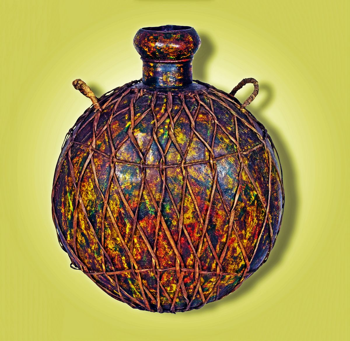 BHOPAL: View this beautiful Kudi collected from Jodhpur, it is on display at museum