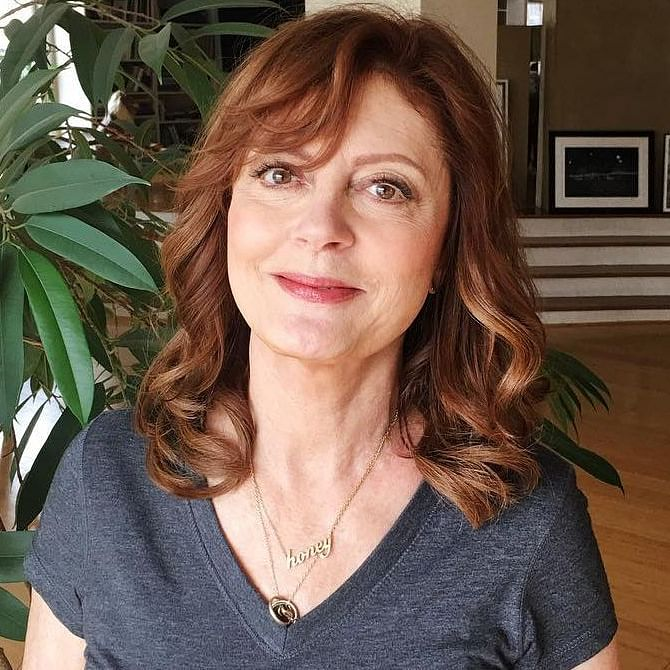 Veteran Hollywood actor Susan Sarandon joins international celebs in supporting farmers' protest