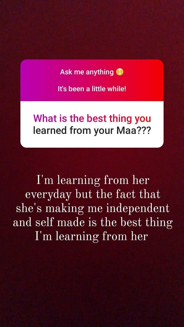 Sushmita Sen's daughter Renee asked if she knows her 'real mother' - check her emotional reply