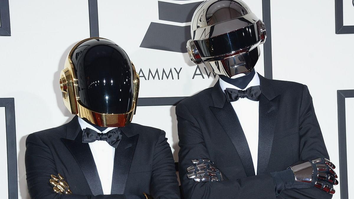 Grammy-winning duo Daft Punk announce split after almost three decades