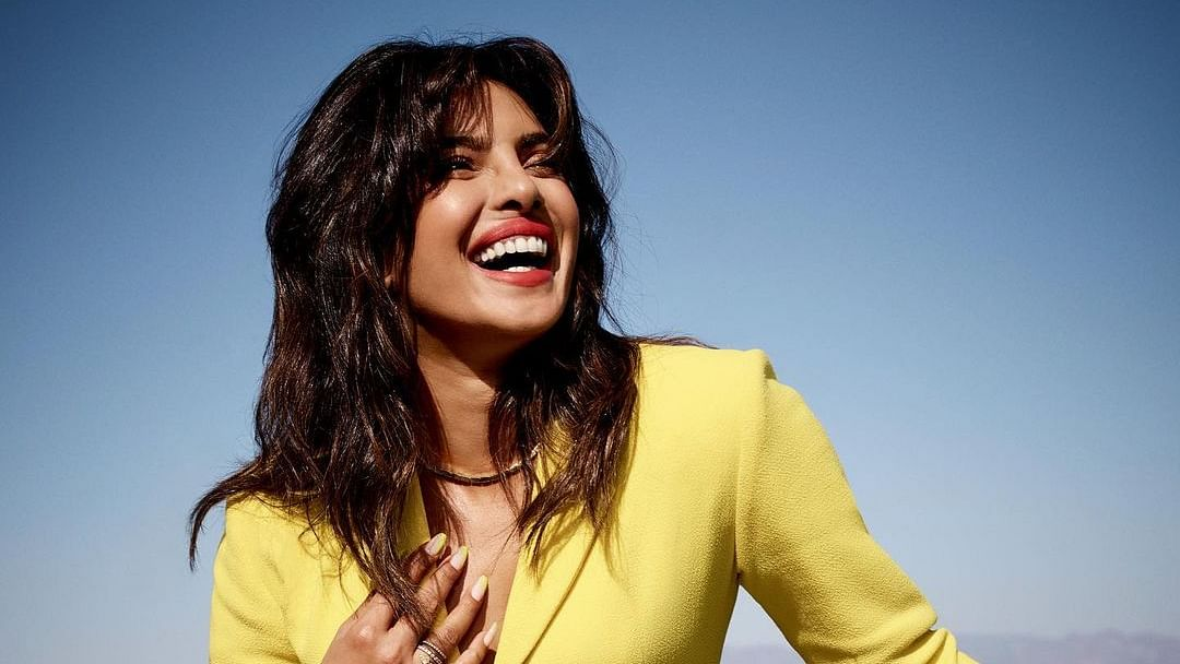 Check out Priyanka Chopra's befitting reply to Twitter user who questioned her sartorial choice