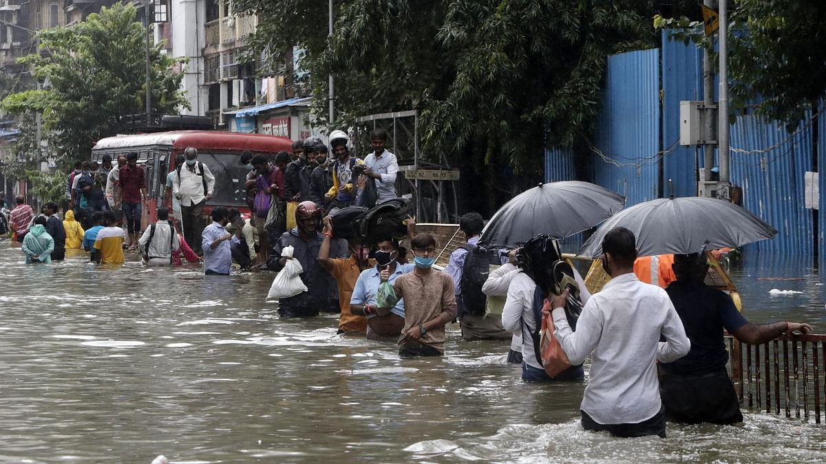 Mumbai: No respite from flooding this monsoon too
