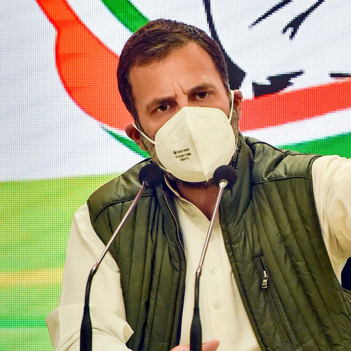 Uttarakhand glacier burst: Rahul Gandhi expresses solidarity, says whole country is with those affected