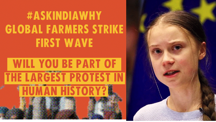 Global tweet storm, anti-govt stir and more: Greta Thunberg's 'toolkit' to fuel farmers' protest sparks row, later deleted