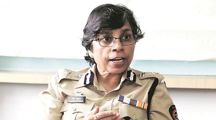 IPS officer Rashmi Shukla