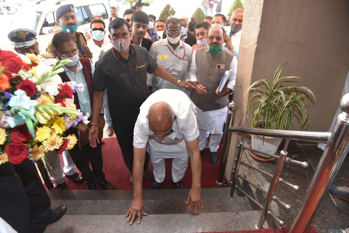 Madhya Pradesh: Girish Gautam becomes Speaker, says he will be neutral in Chair