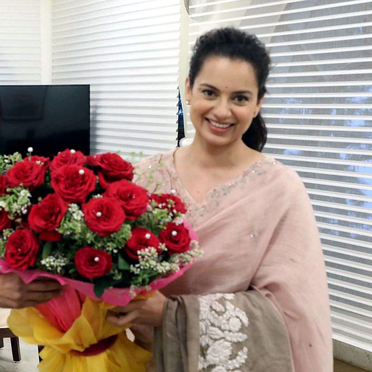 Betul: Digvijaya Singh asks who is Kangana after Congress MLA calls her 'nachne gaane waali'