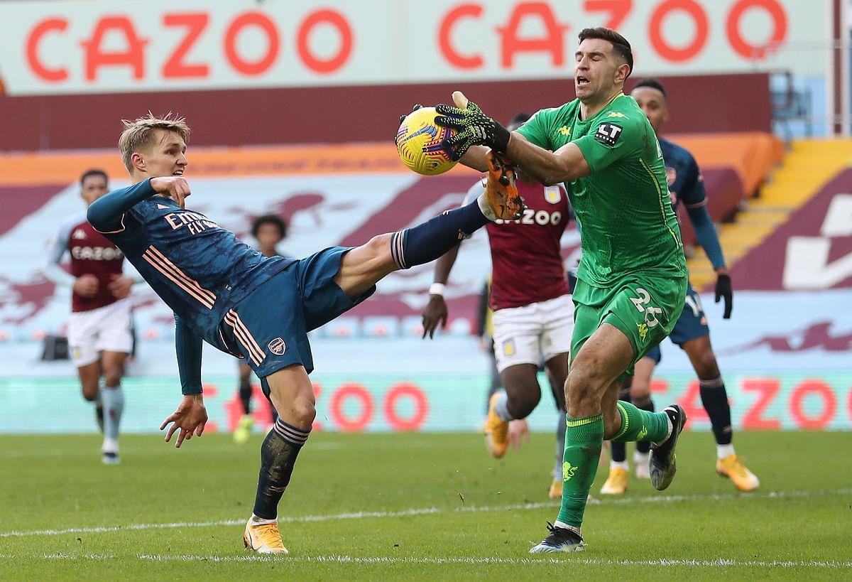 Match Report: Ollie Watkins strikes as Aston Villa stun Arsenal in English Premier League