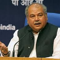 Sowing of kharif crops picks up in most states with monsoon advancement, says Union Agriculture Minister Narendra Singh Tomar