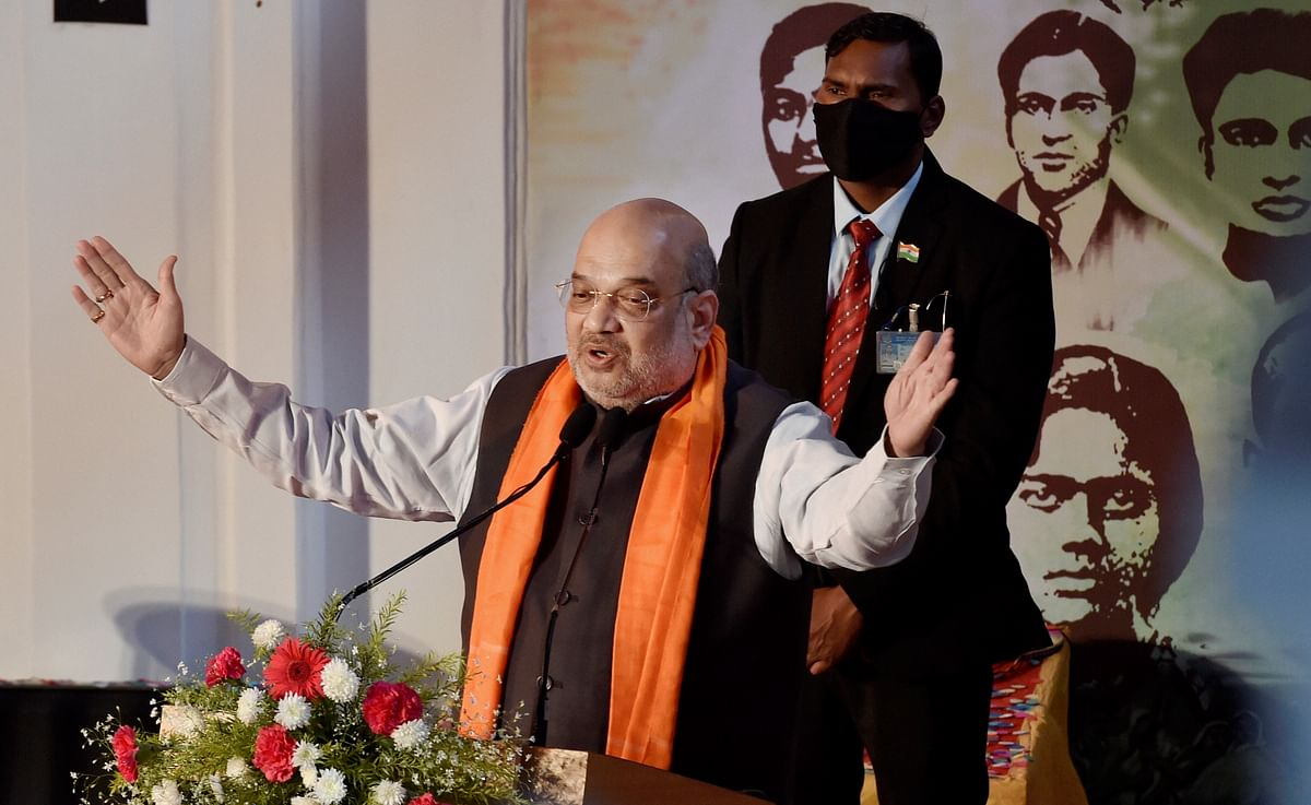 West Bengal: Special court summons Amit Shah against defamation charge by TMC MP Abhishek Banerjee