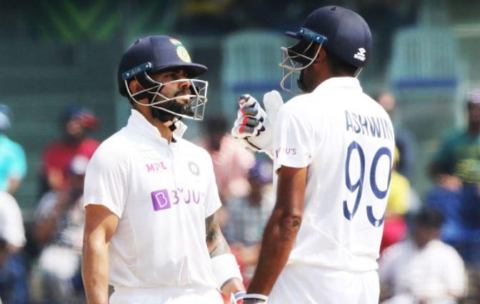 IND vs ENG, 2nd Test: Ashwin, Kohli take India lead to 351 runs after early shocks
