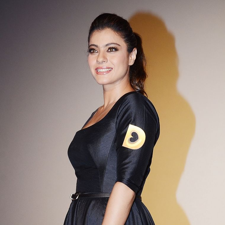 Kajol doesn't pay much attention to her imperfections