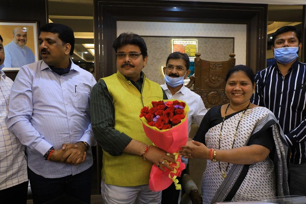 MBMC Standing Committee Chief Polls: Blunder and boycott ensures cakewalk for BJP's Dinesh Jain