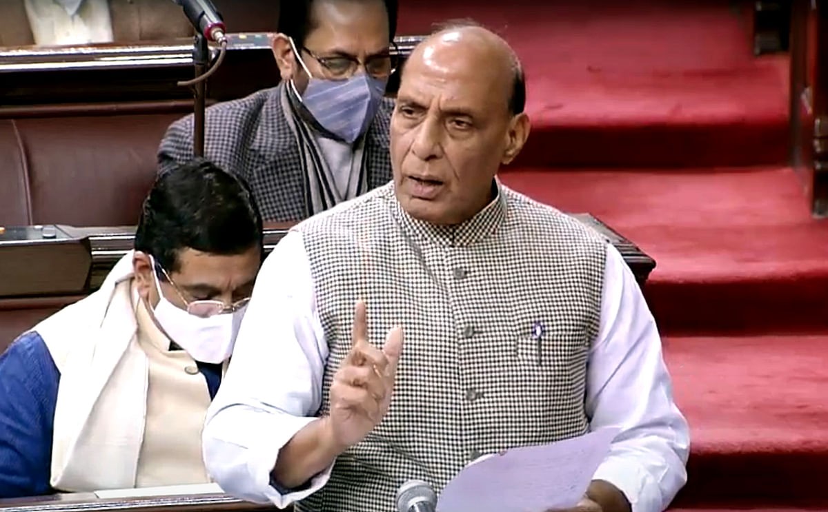 Disengagement pact mandates China to move troops to Finger 8 from Finger 4 in Pangong area: Rajnath Singh on Ladakh standoff