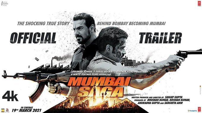 'Mumbai Saga' trailer out: John Abraham, Emraan Hashmi-starrer is all about guns, gangsters and gore