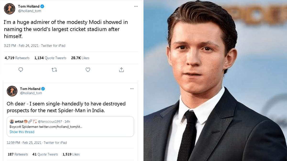 Tom Holland or Tom Holland- Who should Twitterati boycott?