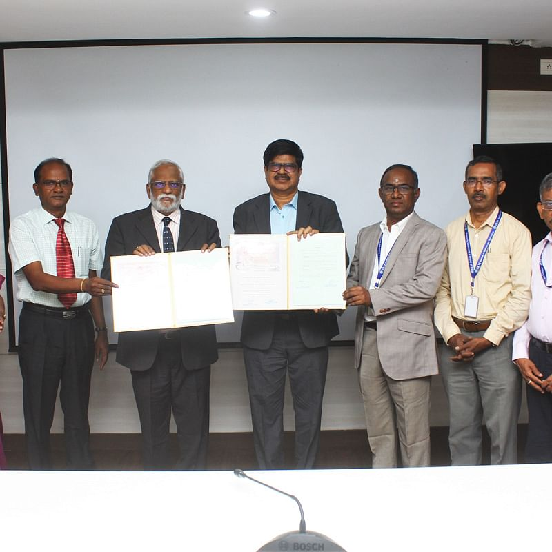 SRM inks MoU with TANUVAS for joint research