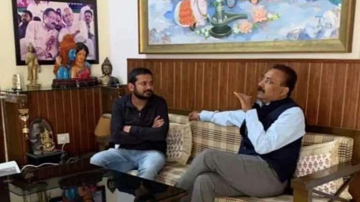 Kanhaiya Kumar's meeting with Nitish aide triggers speculations