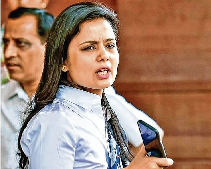 Mahua Moitra writes to Delhi Police chief