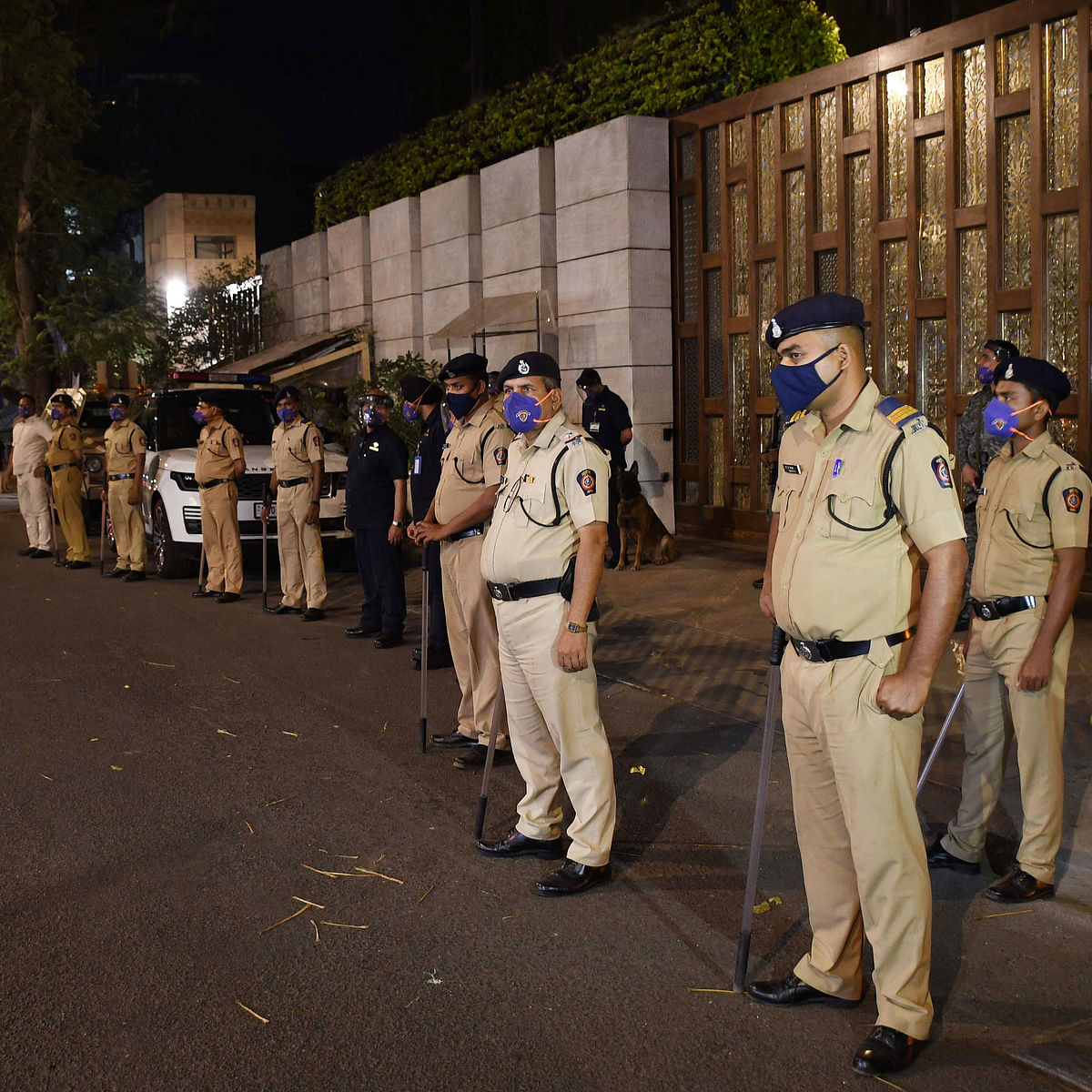 Letter taking responsibility for car near Mukesh Ambani's house seems to be a hoax: Mumbai Police