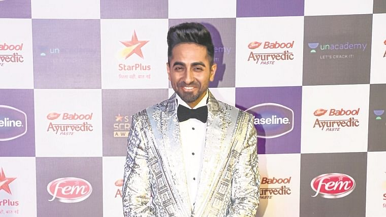 On Safer Internet Day, Ayushmann Khurrana spreads awareness about ending violence against children