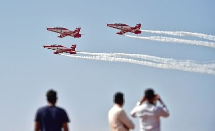 Holding Aero India was not easy amid Covid-19, security challenges: Rajnath Singh