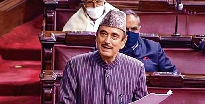 Rajya Sabha truce: Azad for repeal of farm laws, restoring statehood to J&K
