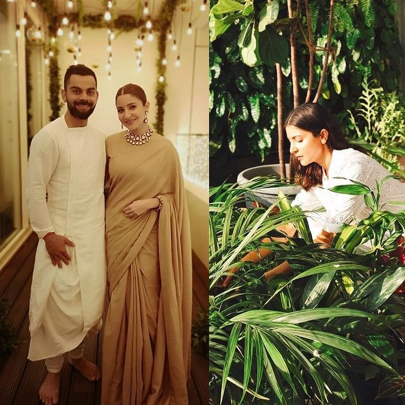 In Pics: Check out Anushka Sharma and Virat Kohli's luxurious 4-bedroom apartment in Worli, Mumbai