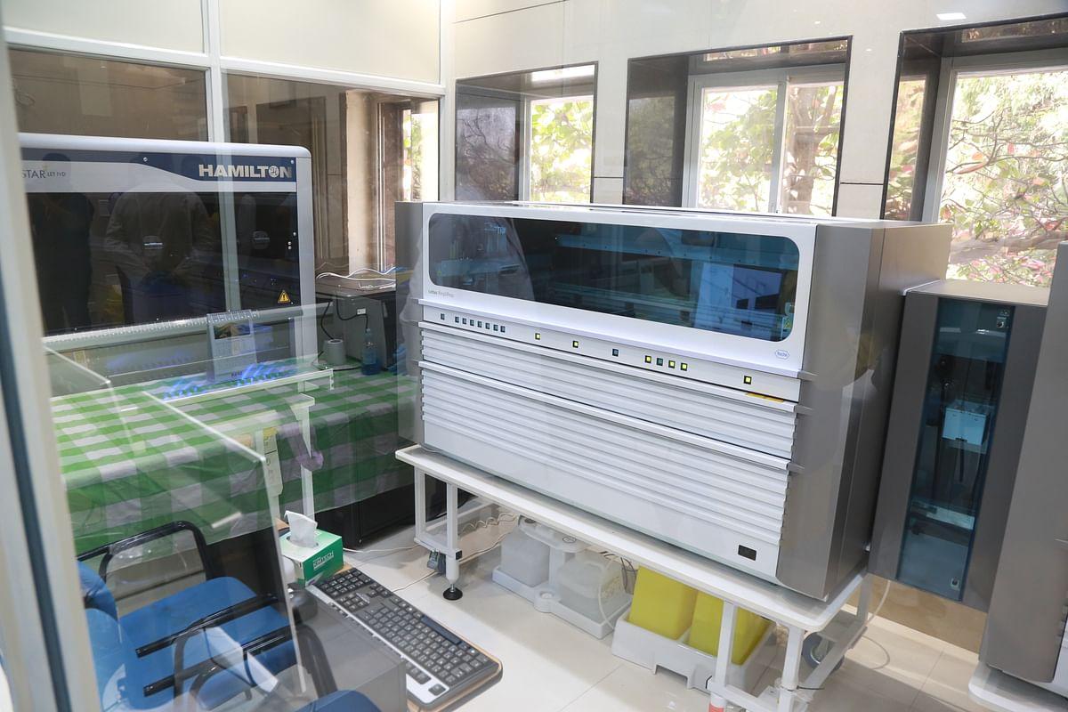 NAT machine at MYH