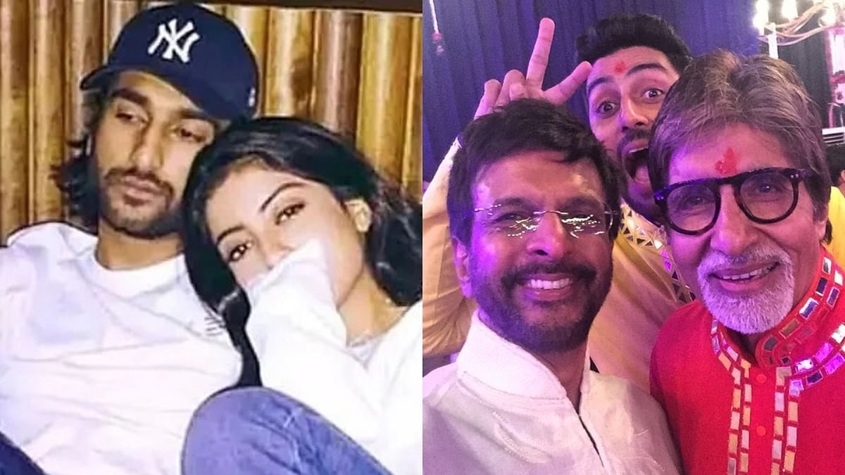 'People want content': Jaaved Jaaferi on rumours of son Meezaan dating Big B's granddaughter Navya Naveli Nanda