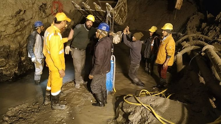 Uttarakhand glacier burst: 67 bodies recovered so far; search on in Tapovan tunnel