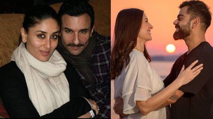 Valentine's Day 2021: Kareena Kapoor pens note for Saif, Taimur; Anushka Sharma shares sunset pic with Virat