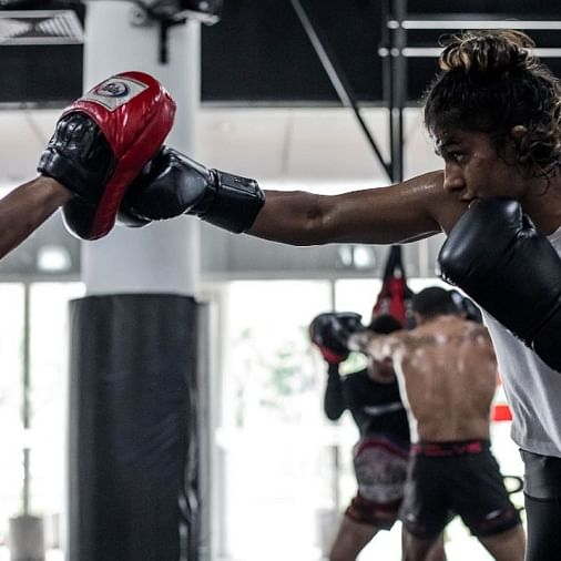 Ritu Phogat shares five essential self-defence tips for women