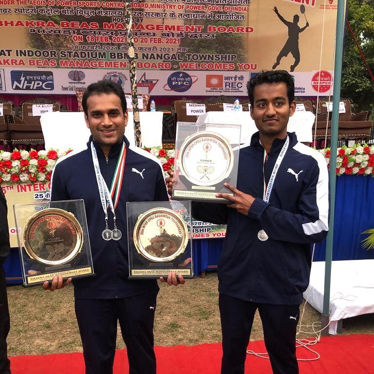 REC emerges victorious at 25th Inter CPSU Badminton Tournament